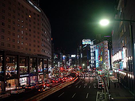 赤坂交差点