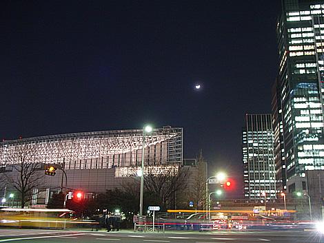 東京国際フォーラム方面の写真