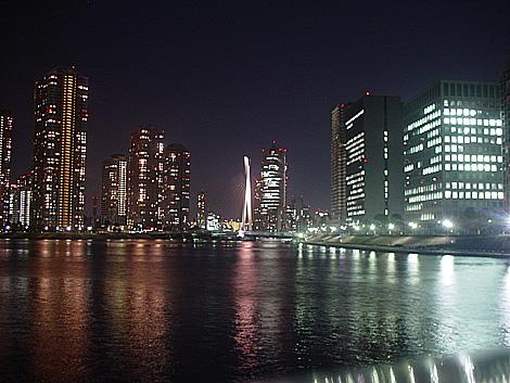 中央大橋の写真