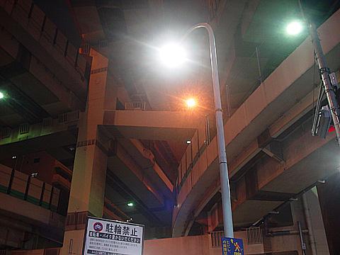 水天宮駅から永代橋方面