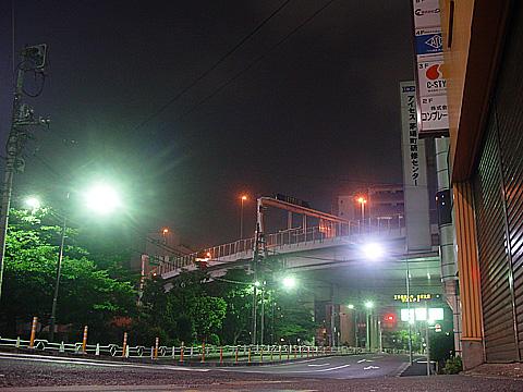 湊橋から日本橋方面