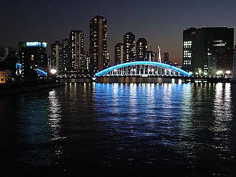 隅田川・永代橋